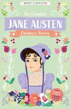 Complete Jane Austen Children's Collection (Easy Classics)