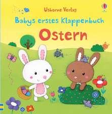 Babys erstes Klappenbuch: Ostern