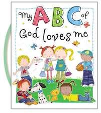 My ABC of God Loves Me