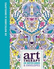 Art Therapy Notecards