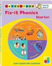 Fix It Phonics Starter Lev Student Bk 2