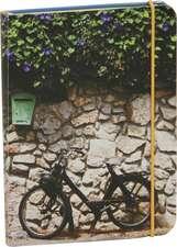 Bike Days Flexi-bound Mini Notebook