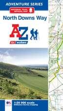 North Downs Way Adventure Atlas