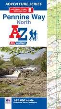 Pennine Way Adventure Atlas