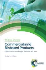 Commercializing Biobased Products