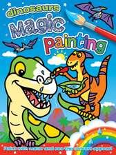 Magic Painting: Dinosaurs