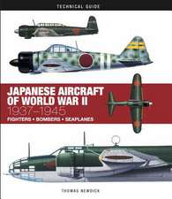 Japanese Aircraft of World War II