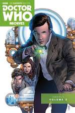 Doctor Who:  The Eleventh Doctor Archives Omnibus Volume 2