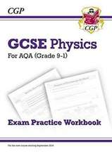 Grade 9-1 GCSE Physics: AQA Exam Practice Workbook - Higher
