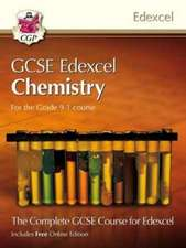 New Grade 9-1 GCSE Chemistry for Edexcel: Student Book with Online Edition