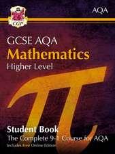 Grade 9-1 GCSE Maths AQA Student Book - Higher (with Online Edition)
