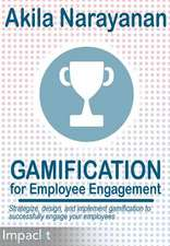 Gamification for Employee Engagament