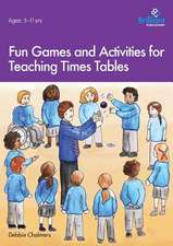 Fun Games and Activities for Teaching the Times Tables