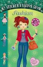 Fashion: Carte cu abțibilduri Modă