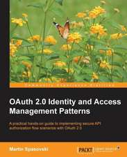 Oauth 2.0 Identity and Access Management Patterns:  Beginner's Guide
