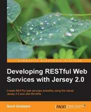 Developing Restful Web Services with Jersey 2.0:  Hotshot