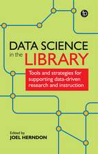 Data Science in the Library