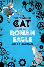 Time-Travelling Cat and the Roman Eagle