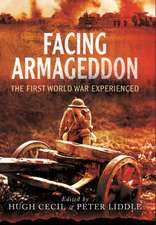 Facing Armageddon