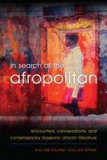 In Search of the Afropolitan