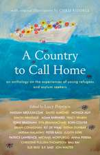 Country to Call Home: An anthology on the experiences of you