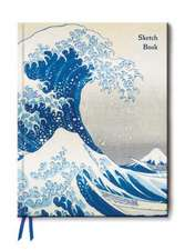 Hokusai: The Great Wave (Blank Sketch Book)