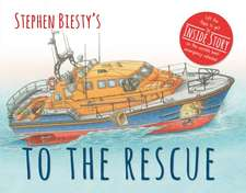 Stephen Biesty's to the Rescue