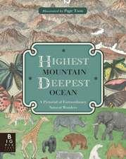 Baker, K: Highest Mountain, Deepest Ocean
