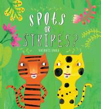 Spots or Stripes?