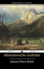Allemannische Gedichte