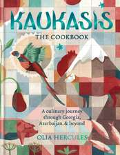 Kaukasis The Cookbook