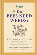 Farrell, H: RHS Do Bees Need Weeds