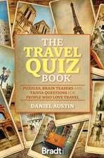 Travel Quiz Book