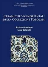 Ceramiche Vicinorientali Della Collezione Popolani