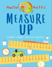 Master Maths Book 3: Measure Up
