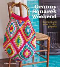 Granny Squares Weekend: 20 Quick & Easy Crochet Projects