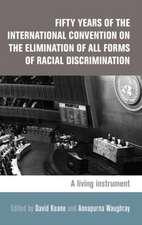 ELIMINATING RACIAL DISCRIMINATION