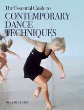 Essential Guide to Contemporary Dance Techniques