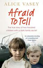 Afraid to Tell