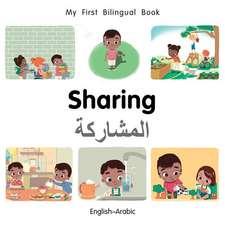 My First Bilingual Book-Sharing (English-Arabic)