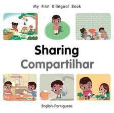My First Bilingual Book-Sharing (English-Portuguese)