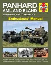 Panhard Armoured Car: 1961 Onwards (AML 60, AML 90 and Eland)