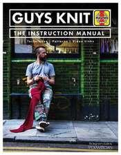 Men's Knitting Manual