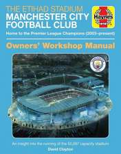 Official Manchester City Stadium Manual