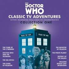 Pedler, K: Doctor Who: Classic TV Adventures Collection One