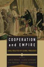 Cooperation and Empire