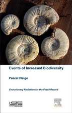 Events of Increased Biodiversity: Evolutionary Radiations in the Fossil Record
