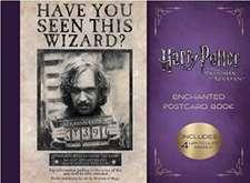Harry Potter and the Prisoner of Azkaban Enchanted Postcard