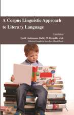 Corpus Linguistic Approach to Literary Language