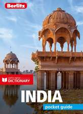 Berlitz Pocket Guide India (Travel Guide with Dictionary)